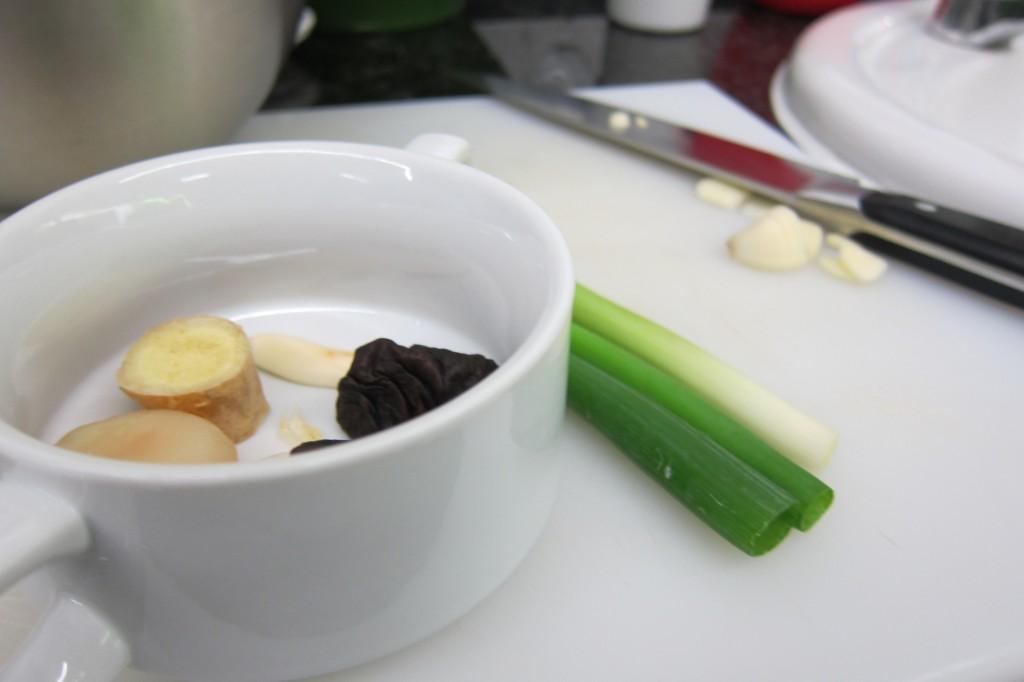 ingredients dumplings 9 by 6