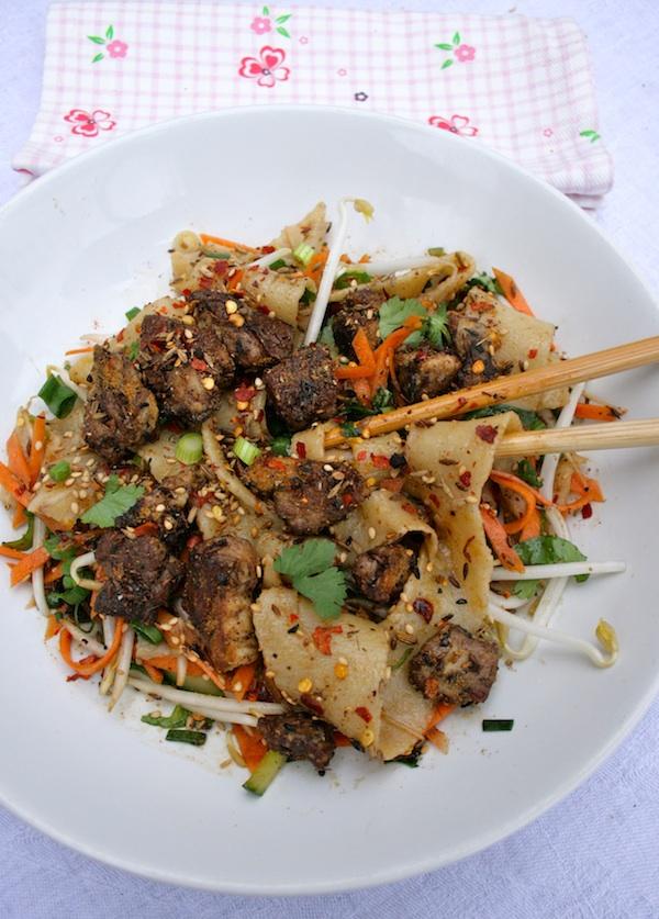 mama wang noodles