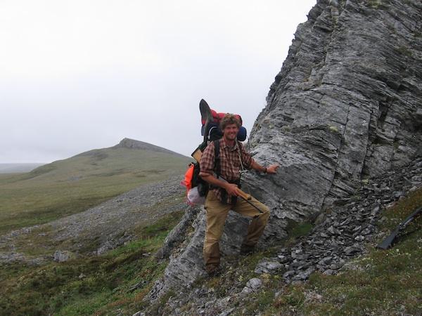 Alaska Gold Crest Mines geologist