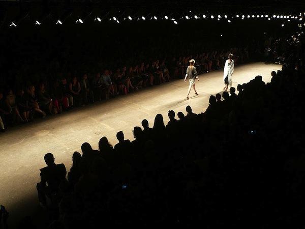 Yigal fashion show