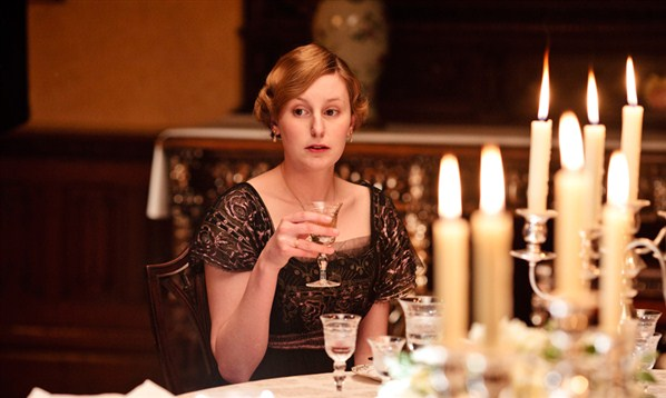 edith downton abbey