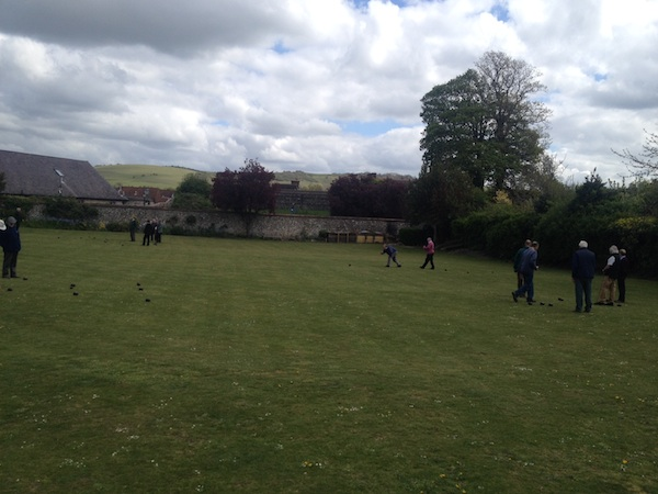 lawn bowls Lewes