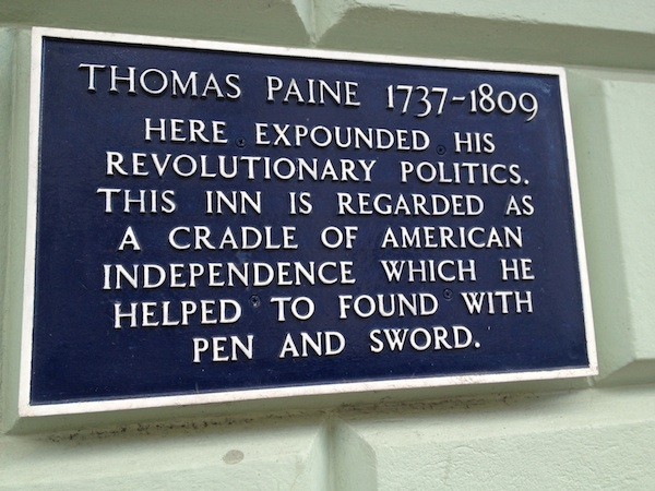 thomas paine plague