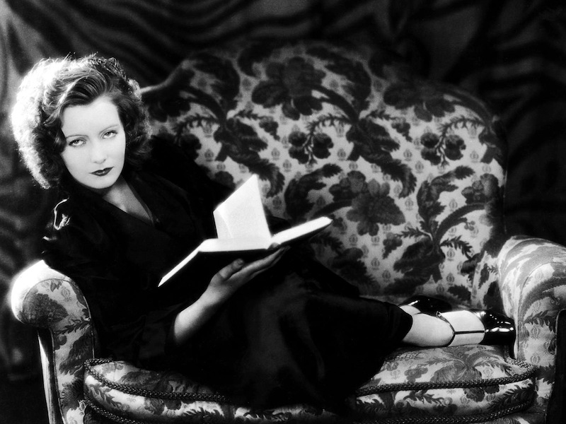 greta garbo advice