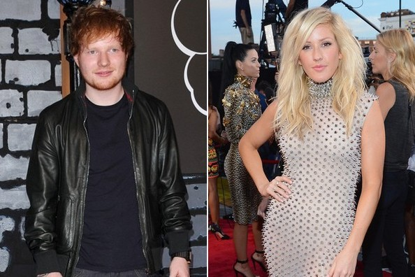 ed sheeran ellie goulding song