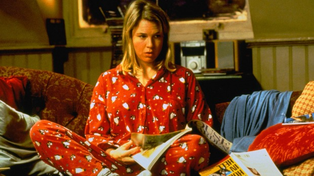 Bridget Jones Graduates in Wonderland
